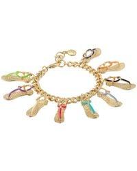 Sam Edelman Multicolor Charming Bracelet