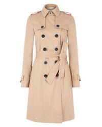 Hobbs Natural London Saskia Trench Coat