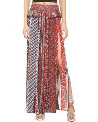 Just Cavalli Gypsy Vibe Maxi Skirt - Multicolor