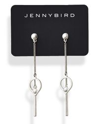 Jenny Bird | Metallic Anya Earrings | Lyst