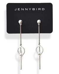 Jenny Bird - Metallic Anya Earrings - Lyst