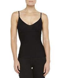 Commando - Black Double-faced Stretch-knit Camisole - Lyst
