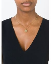 Marc By Marc Jacobs | Metallic Smiley Necklace | Lyst