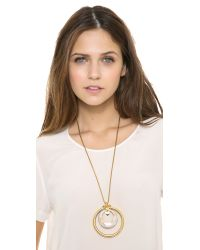 A Peace Treaty - Metallic Karioka Necklace - Lyst