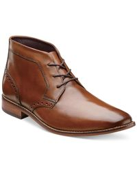 Florsheim | Brown Castellano Chukka Boots for Men | Lyst