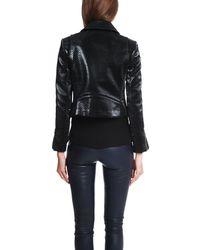 A.L.C. Black Clarke Jacket