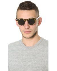 Han Kjobenhavn Black Smith Sunglasses for men