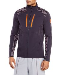 Under Armour | Black Combine Training Storm Tundra Woven Jacket for Men | Lyst