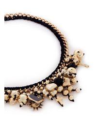 Venessa Arizaga - Metallic 'la Dolce Vita' Necklace - Lyst