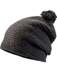 Black Diamond - Gray Dragontail Beanie - Lyst