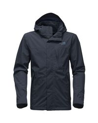 The North Face | Blue Mountain Light Triclimate Hooded Jacket for Men | Lyst