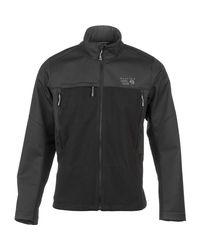Mountain Hardwear Black Mountain Tech Ii Jacket for men