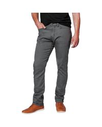 DU/ER Gray No Sweat Relaxed Fit Pant for men