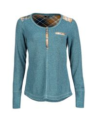 Marmot Blue Morley Long-sleeve Shirt