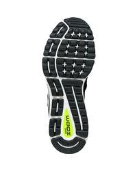 Nike Black Air Zoom Vomero 12 Running Shoe for men