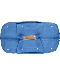 Fjallraven Blue No. 6 50l Duffel for men