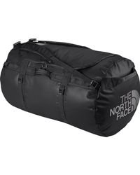 The North Face - Black Base Camp 132l Duffel for Men - Lyst