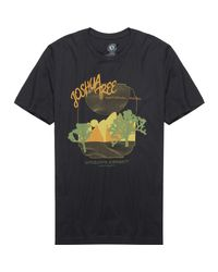 Parks Project Black Joshua Tree Giant Marble T-shirt for men