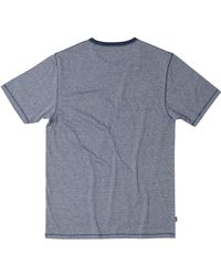 Hippy Tree - Blue Granular T-shirt for Men - Lyst