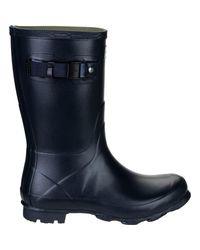 Hunter Blue Norris Field Short Boot