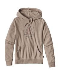 Patagonia Natural Live Simply Knapping Lightweight Pullover Hoodie for men