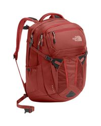 The North Face - Red Recon 31l Backpack - Lyst