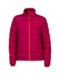 Marmot Red Alassian Featherless Jacket