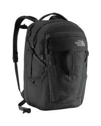The North Face - Black Surge 31l Backpack - Lyst