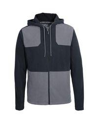 Gramicci Gray Utility Fleece Jacket for men
