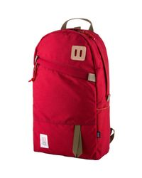 Topo Designs - Red Daypack 22l Backpack for Men - Lyst