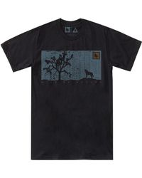 Hippy Tree - Black Desert T-shirt for Men - Lyst