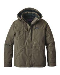 Patagonia Green Wanaka Down Jacket for men
