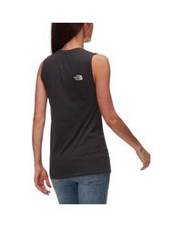 The North Face Black Well-loved Cruisin Outdoors Tank
