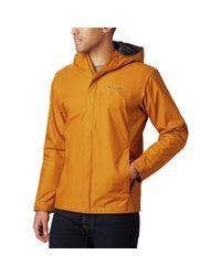 Columbia Orange Watertight Ii Jacket for men