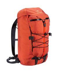Arc'teryx Red Alpha Ar 20l Backpack for men
