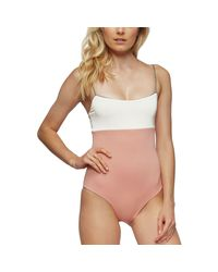 Tavik Multicolor Scarlet One-piece Swimsuit