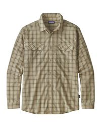 Patagonia Multicolor High Moss Long-sleeve Shirt for men