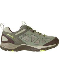 Merrell Green Siren Sport Q2 Waterproof Hiking Shoe