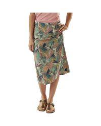 Patagonia Multicolor Dream Song Skirt