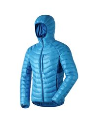 Dynafit Blue Vulcan Hooded Down Jacket