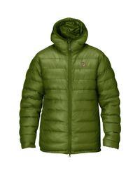Fjallraven - Green Pak Down Jacket for Men - Lyst