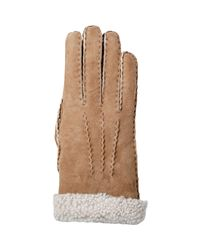 Hestra - Natural Sheepskin Glove for Men - Lyst