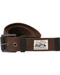 Hippy Tree - Brown Brigade Belt for Men - Lyst