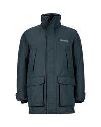 Marmot Black Hampton Jacket for men