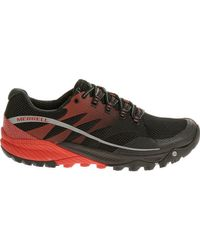 Merrell Black All Out Charge Trail Running Shoe for men
