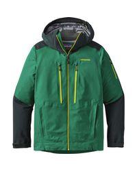 Patagonia Green Reconnaissance Jacket for men