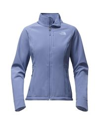The North Face | Blue Apex Bionic 2 Softshell Jacket | Lyst