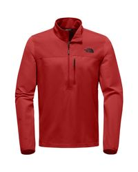 The North Face Red Apex Nimble Pullover for men