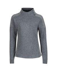 Marmot Gray Vivian Sweater