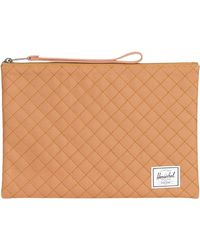 Herschel Supply Co. - Multicolor Network Large Pouch - Quilted Collection - Lyst
